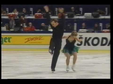 Rahkamo & Kokko (FIN) - 1993 European Figure Skating Championships, Free Dance