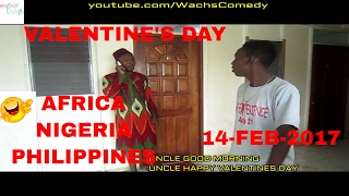 VALENTINE'S DAY (SHORT MOVIE) WachsComedy - Episode 23
