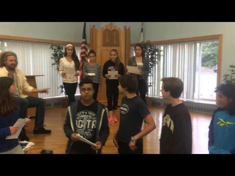 Sweet Rosh Hashana Rap From Cohen Hillel Academy. Marblehead, MA