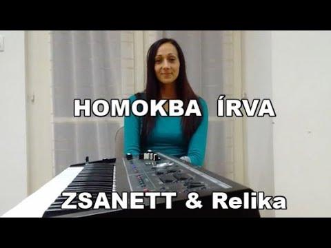 ZSANETT – Homokba írva (akusztikus feldolgozás)