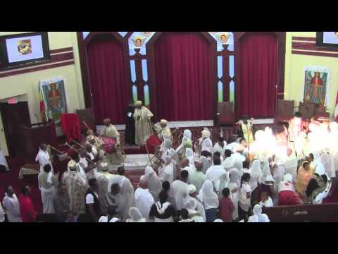 Good Friday Mirate, Werub, & Mezmur @ St. Mary Ethiopian Orthodox Tewahedo Cathedral (May 3, 2013)