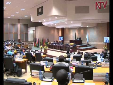 Election of Pan-African paliament president causes division