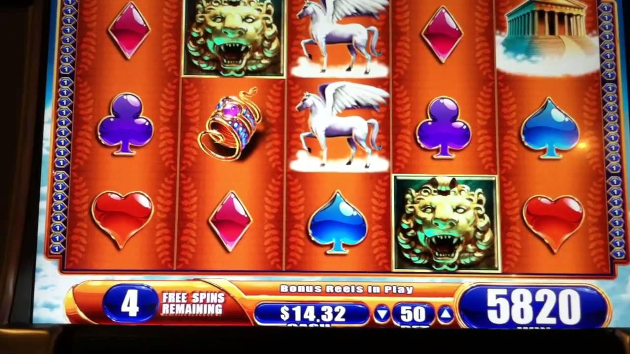 Penny slots horseshoe