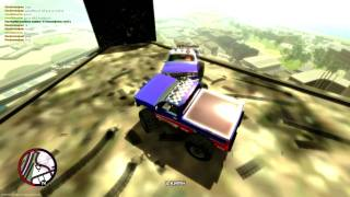 Monster Truck Bash - GTA IV:SA²