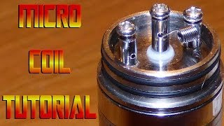 How to build a Micro Coil tutorial
