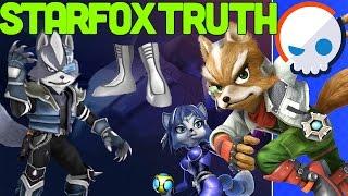The REAL Reasons Why Star Fox has no Legs | Gnoggin