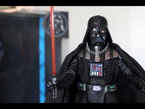 Star Wars Black Series Darth Vader figure review