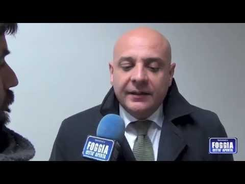 I tifosi del Foggia contestano Verile, il presidente prova a ricucire