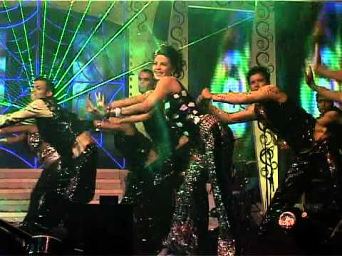 Sexy Neha And Jacqueline Sizzle At New Year 2012 Dance Perfomance - Latest Bollywood Events
