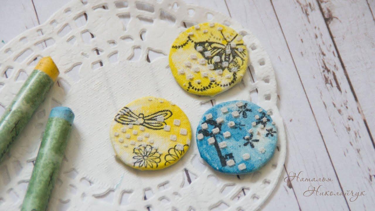 Фигурки из полимерной глины своими руками для скрапбукинга