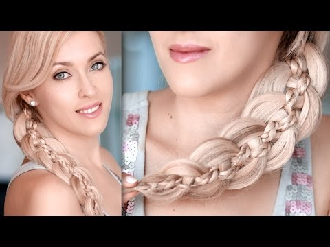 Eye catching braid tutorial