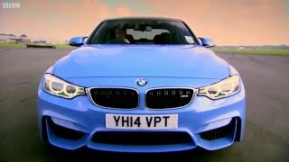 BMW M3 Petrol vs BMW i8 Hybrid | Top Gear | Series 22 | BBC