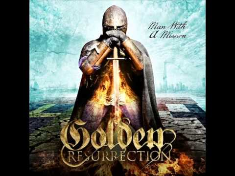 Golden Resurrection - Standing On The Rock (Christian Power Metal)
