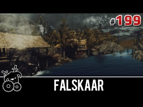 ★ Skyrim Mods Series - #199 - Falskaar (Huge DLC-like mod with new world)