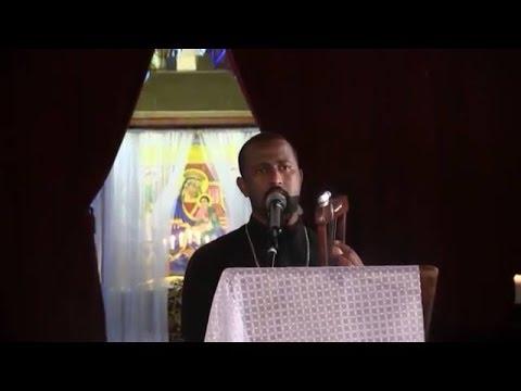 Ethiopian Orthodox Tewahedo Mezmur Tewodros Yosef (Atngerun adis Geta yelem)