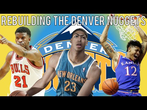 NBA 2K15 MyLEAGUE: Rebuilding the Denver Nuggets!