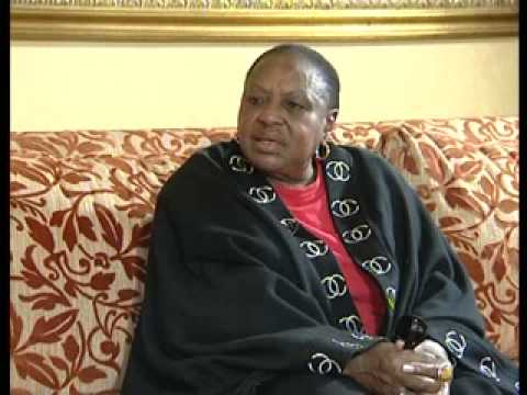 Miriam Makeba   Live interview on  Conversations   Peter Ndoro