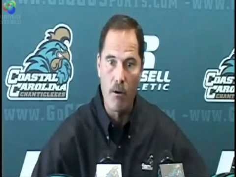Coastal Carolina Cat Coach MEOW REMIX!!!