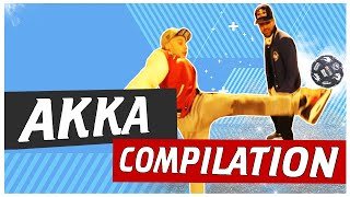 AKKA compilation - THE BEST TRICK OF STREET FOOTBALL