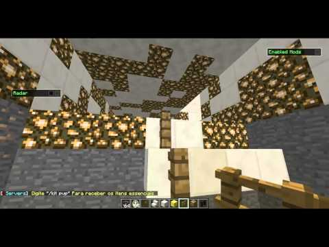Meu Server Construindo Minecraft Ep #2