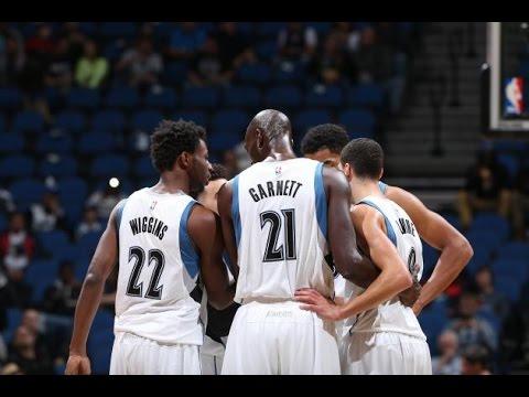 Minnesota Timberwolves 2015/2016 Highlights