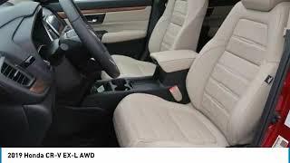 2019 Honda CR-V Marysville, Dublin, Delaware, Worthington, Marion, OH KH604365
