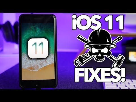 iOS 11 Slow. Freezing. Battery Issues? Here Are Some Fixes!