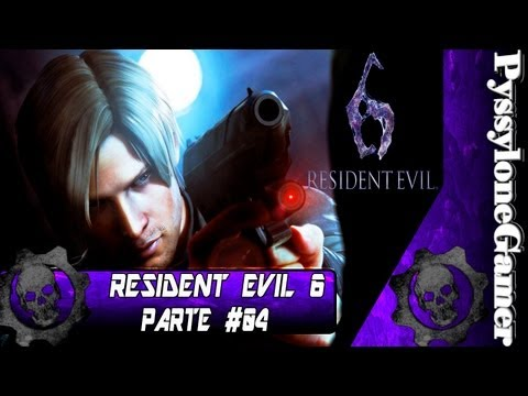 Resident Evil 6 [Co-Op] #04 Tutorial De Porco Assado