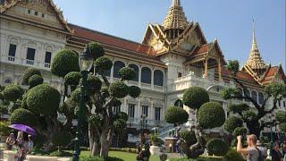 Tour Thái Lan, chùa Phật Ngọc và Hoàng Cung tháng 03/2018