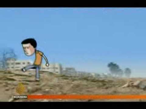 Human rights group in Israel release animated video on Gaza