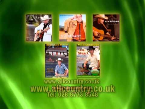 All Country Music -  TJ Stuart CDs and DVDs