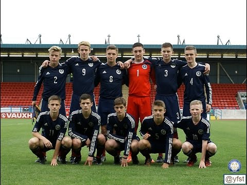 Vauxhall U15's International Challenge Match - Scotland v Switzerland: YFSRadio Live Commentary