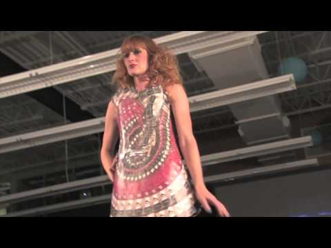 Aveda Institutes South Catwalk For Water Promo Set To Avril Lavigne Hello Kitty