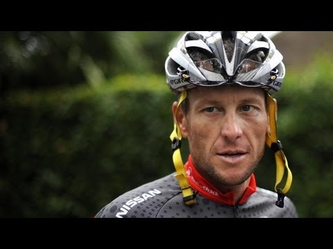 Lance Armstrong Faces Doping Charges