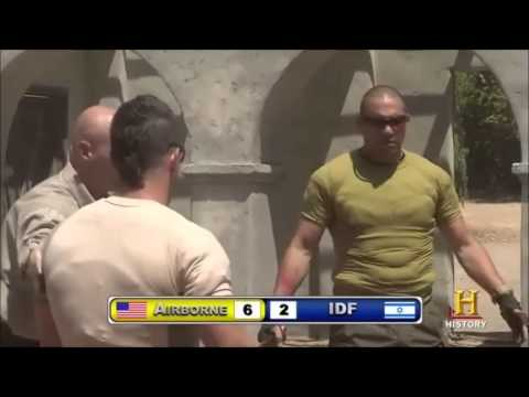 Idf Vs Army Knife Fight Youtube