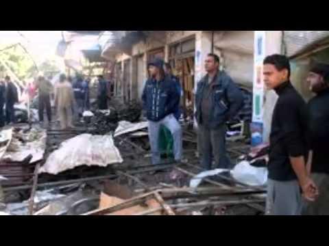 Iraq violence Car bombs kill 60 in Baghdad, militants storm Ramadi university