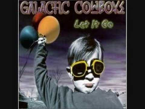 Galactic Cowboys - Future