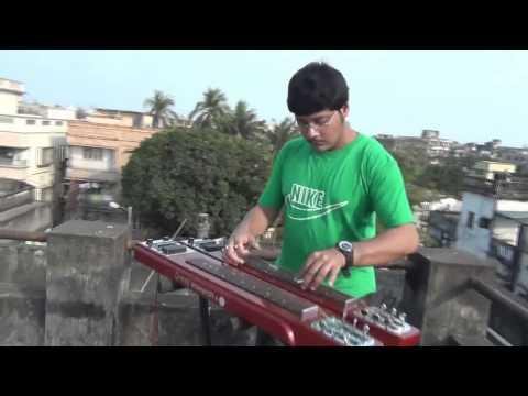 Har Kisi Ko Nahi Milta Instrumental Pramit Das Electricguitar Jaanbaz,boss Film Arijit Singh Sadhna video