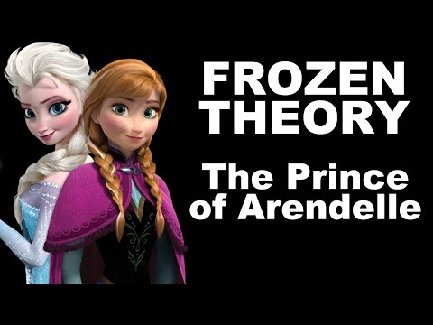Frozen Theory: The Prince Of Arendelle video