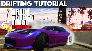 How to Drift in GTA 5 Online | Full In-Depth Drifting Tutorial (No Cheats/Mods)