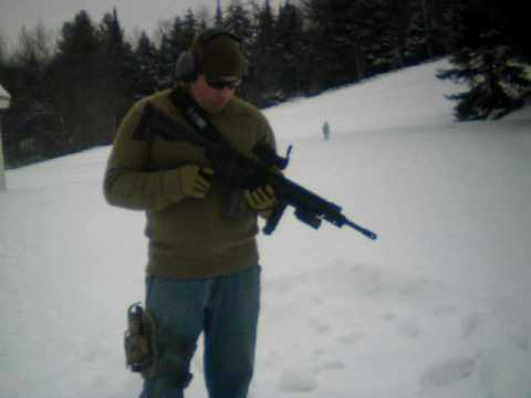 Winter Run n Gun