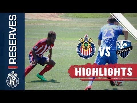 Reserve Match - Chivas USA vs IMFC Highlights