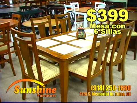 Sunshine Furniture Tulsa Ok Youtube