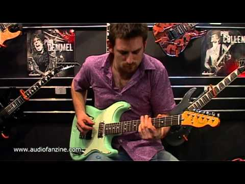 FENDER PAWN SHOP '72 video demo [Musikmesse 2011]