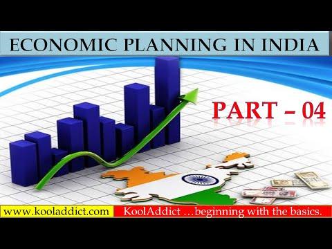 Methods of Plan Formulation In India (Indian Economy)