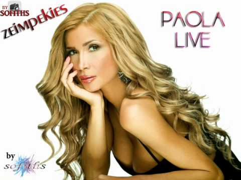 Paola Foka Live - Zeimpekies 2012 video