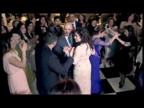 Aisha and Mohammed Mahar Party - Arab Wedding Video Highlights