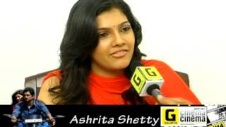 Udhayam NH4 - Ashrita Shetty on Udhayam NH4 Galatta Exclusive