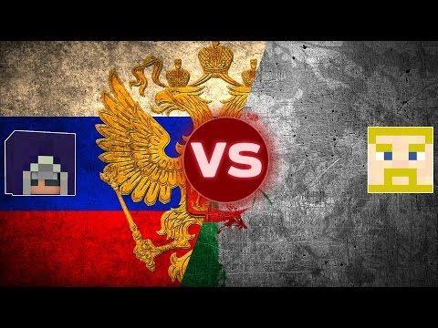 RUSSIA VS ALGERIA - VENICRAFT VS KALLEHD - Minecraft Weltmeisterschaft Ep. 03 | VeniCraft