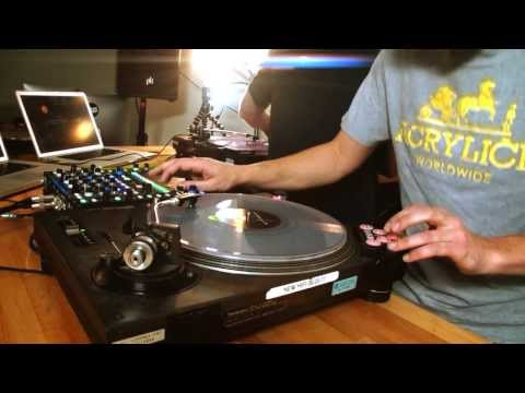 Skratch Bastid & Chris Karns - Long Train Runnin Doobie Brothers routine